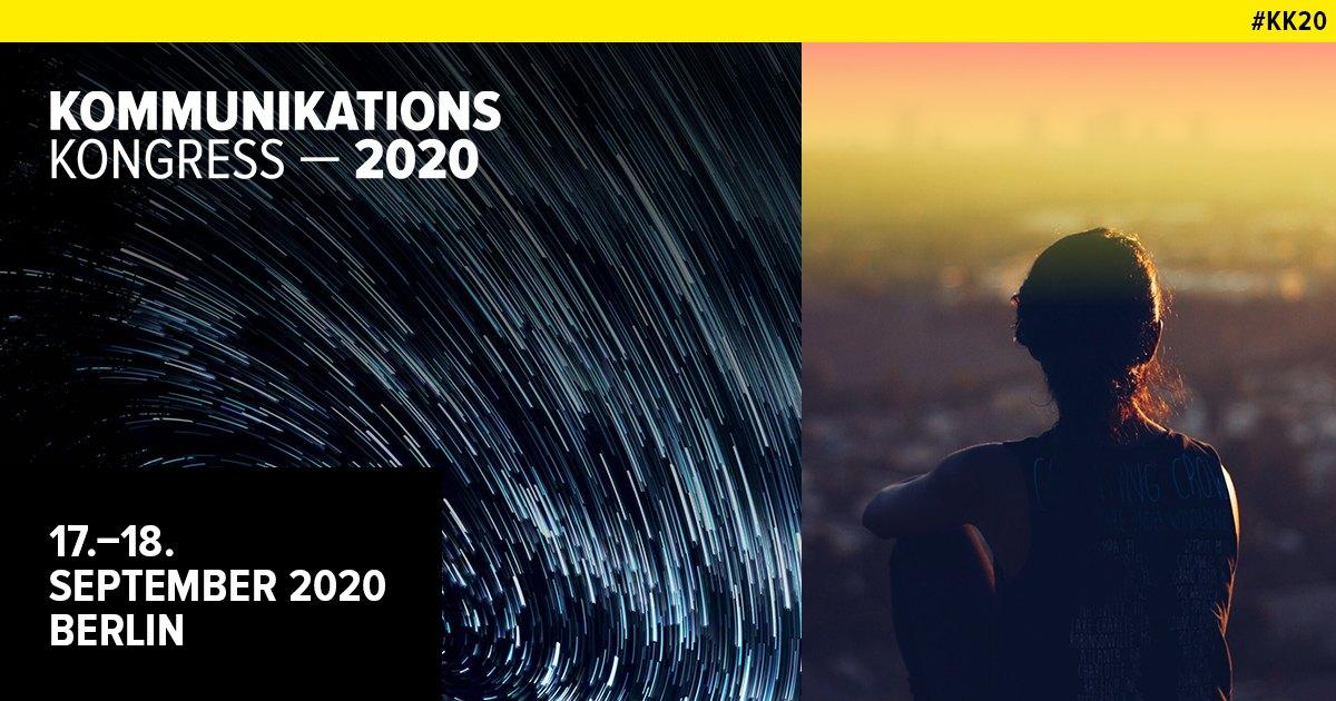Kommunikationskongress 2020