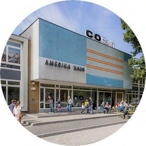 C/O Berlin im Amerikahaus in Berlin Charlottenburg. © Foto: David von Becker