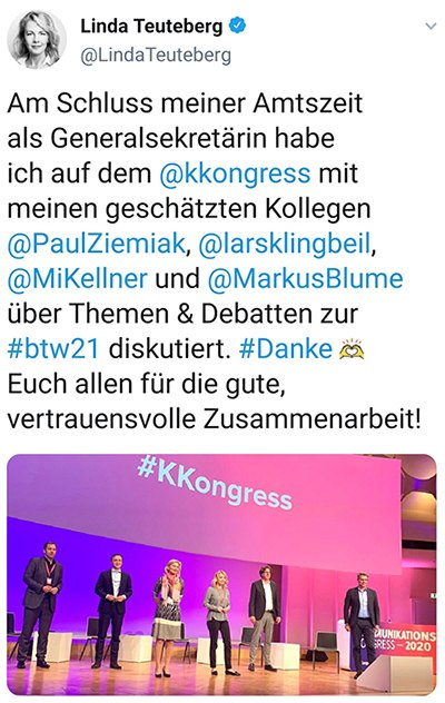 Kommunikationskongress 2021
